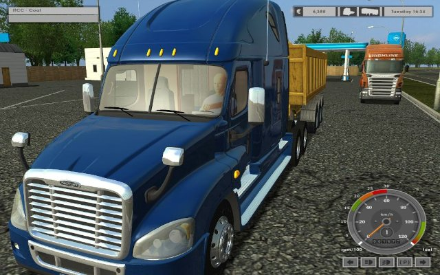 Скачать Камаз German Truck Simulator